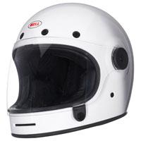 Bell Bullitt Dlx Solid Helmet White