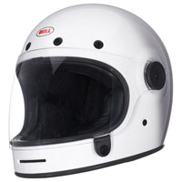 Casco Bell Bullitt Dlx Solid Bianco