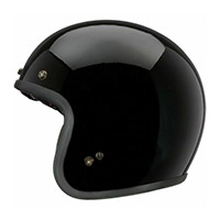 Casco Bell Custom 500 Dlx Solid Nero