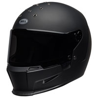 Full Face Helmet Bell Eliminator Matt Black