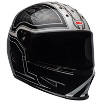 Casque Bell Eliminator Outlaw Blanc