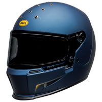Casco Integrale Bell Eliminator Vanish Blu Giallo