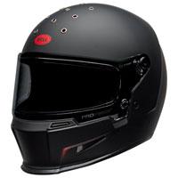 Bell Eliminator Vanish Helmet Black Red