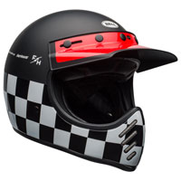 Casco Bell Moto 3 Fasthouse Checkers