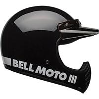 Casco Bell Moto 3 Classic Nero