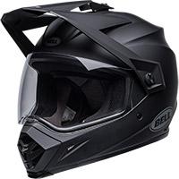 Bell Mx-9 Adv Mips Helmet Black Matt