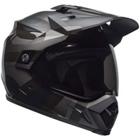 Bell Mx-9 Adventure Mips Blackout Helmet Matt