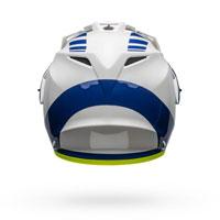 Casco Bell Mx-9 Adventure Mips Dash Blu - 5