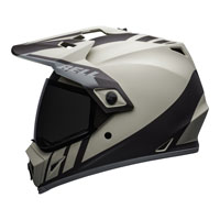 Casco Bell Mx-9 Adventure Mips Dash Sabbia Opaco