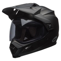 Bell Mx-9 Adventure Mips Black Matt Helmet
