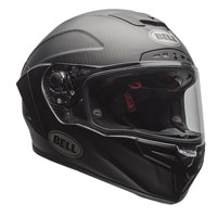 Bell Helmet Race Star Solid Matt Black
