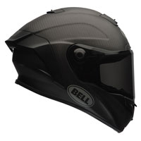 Bell Casco Race Star Solid Matt Black