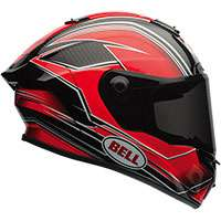 Bell Casco Race Star Triton Red