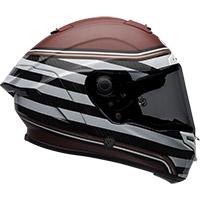 Bell Race Star Flex DLX RSD The Zone Helm rot - 3