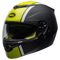 Casco Integrale Bell Rs-2 Rally Giallo