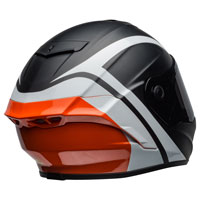 Casco Integrale Bell Star Mips Tantrum Arancio