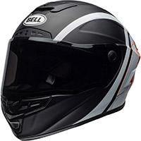 Bell Star Dlx Mips Tantrum Helmet Black Orange
