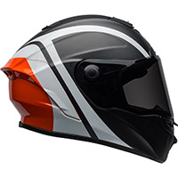 Bell Star Mips Tantrum Helmet Black Orange