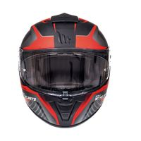 Mt Helmets Blade 2 Sv Blaster B2 Black Red