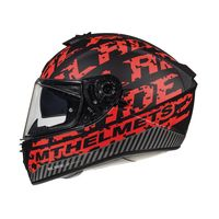 Mt Helmets Blade 2 Sv Check B5 Red