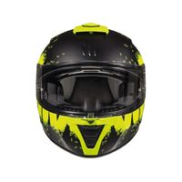 Mt Helmets Blade 2 Sv Oberon B3 Yellow