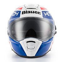 Blauer Force One 800 Helmet White Blue