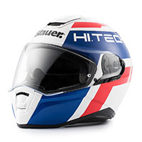 Casco Integrale Blauer Force One 800 Bianco Blu