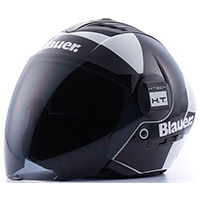Blauer Real Graphic A Helmet White Black