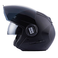 Blauer Real Monochrome Helmet Matt Black