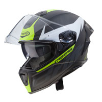 Caberg Drift Evo Carbon Yellow