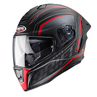 Caberg Drift Evo Integra Black Fluo Red