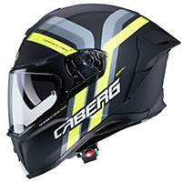 Casco Caberg Drift Evo Vertical Nero Giallo