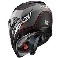 Caberg Jackal Imola Helmet Black White
