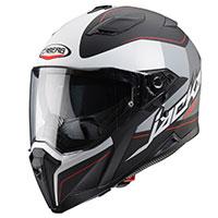 カベルグ ジャッカル イモラ ヘルメット ブラック ホワイト