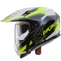 Caberg Xtrace Spark Fluo Yellow