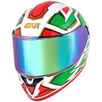Casco Givi 50.6 Sport Deep Italy Tricolore