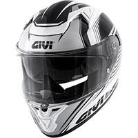 Givi 50.6 Stoccarda Helmet Titanium White