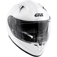 Casco Givi 50.6 Stoccarda blanco