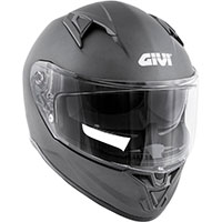 Casco Givi 50.6 Stoccarda titanio mate
