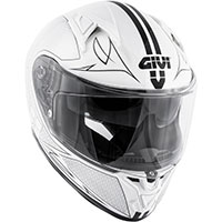 Casco Integrale Givi 50.6 Stoccarda Splinter Bianco