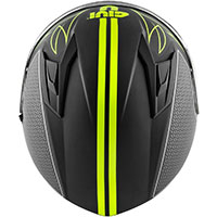 Casco Integrale Givi 50.6 Stoccarda Splinter Giallo