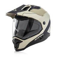 Casque Acerbis Reactive Graffix Vtr Sable