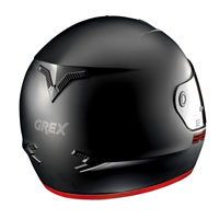 Grex G6.1 K-sport Flat Black-red
