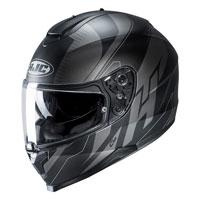 Full Face Helmet Hjc C70 Boltas Black