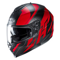 Full Face Helmet Hjc C70 Boltas Red