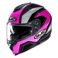 Full Face Helmet Hjc C70 Lianto Pink