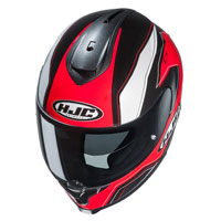 Full Face Helmet Hjc C70 Lianto Red