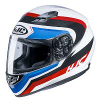 Hjc Cs-15 Roka Helmet Red Blue