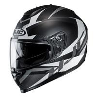 Full Face Helmet Hjc C70 Troky White