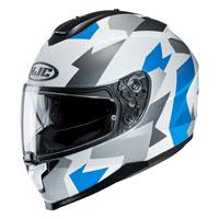 Full Face Helmet Hjc C70 Valon Blue